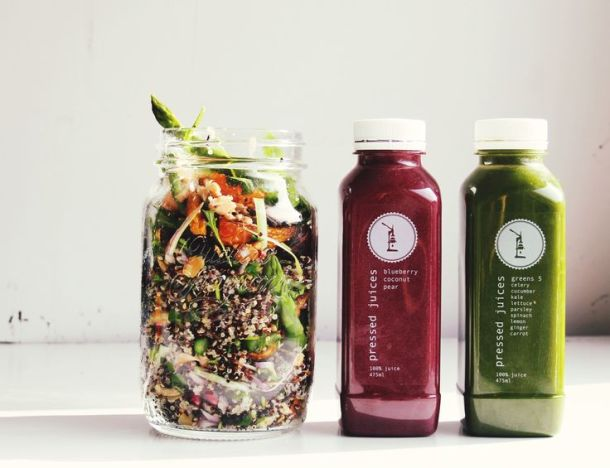 Image: Pressed Juices