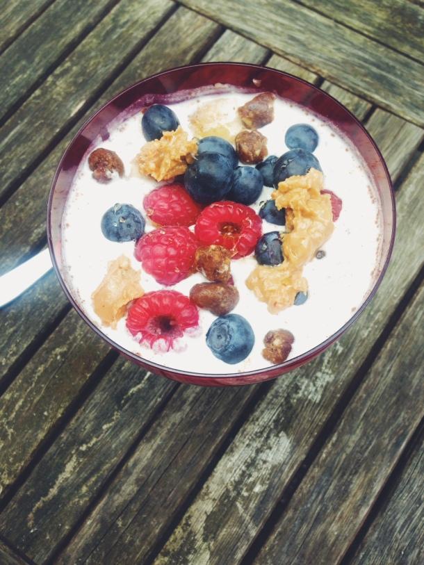 Best Bircher Breakfast
